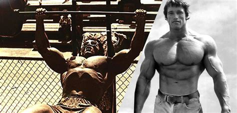 best arnold schwarzenegger chest workout
