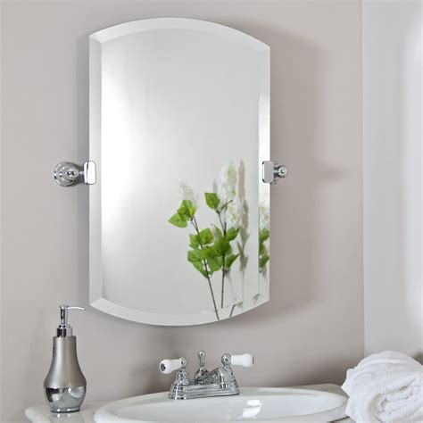 Bathroom Mirror Decor Decorating With Mirrors Abode