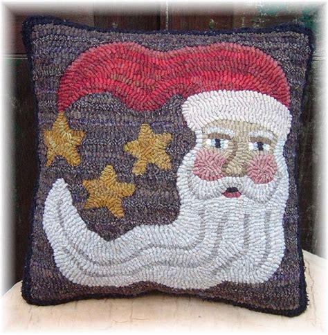 punch needle rug hooking 1000 images about adornos de navidad on felt hearts felt ornaments and