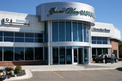 Bmw Dealers Michigan by Grand Blanc Motorcars Grand Blanc Mi 48439 8336 Car