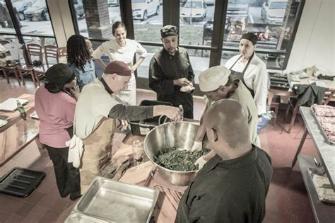 Blind Pig Kitchen by Ready Local Chefs Partner With Green Opportunities
