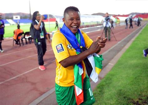 portia modise gestures as as the south african olympic team depart top 5 lgbt queens of the month choma