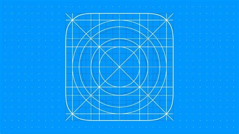 Get Free Freebies Template Ios 11 10 9 8 Ios11 Ios10 Ios9 Ios8 App Icon Grid Vector Material Design App Icon Template
