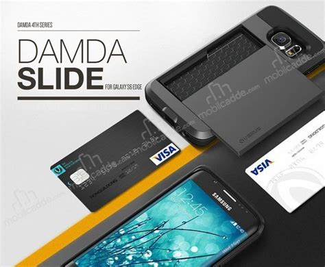Verus Iphone 6 Damda Slide Shine Gold verus damda slide samsung galaxy s6 edge shine gold kılıf