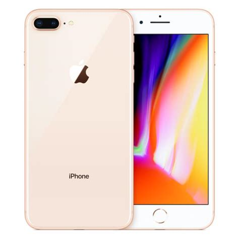telefono movil libre apple iphone 8 plus gold 64gb pcbox