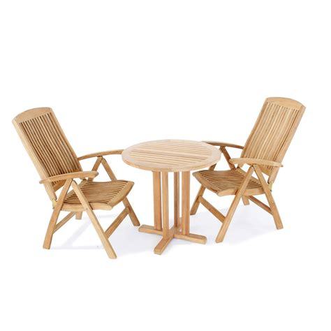Teak Patio Furniture Set Teak Bistro Set Westminster Teak Outdoor Furniture