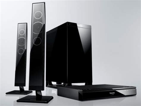 panasonic s new home theatre system