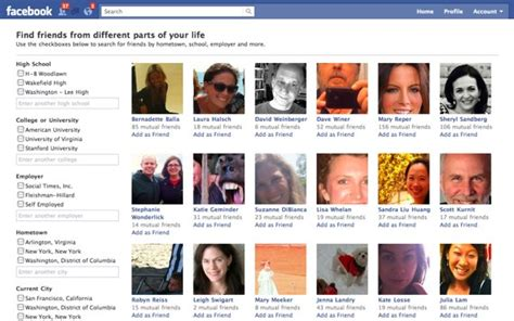 Search For Friends Discover New Or Friends On Using Friend Browser
