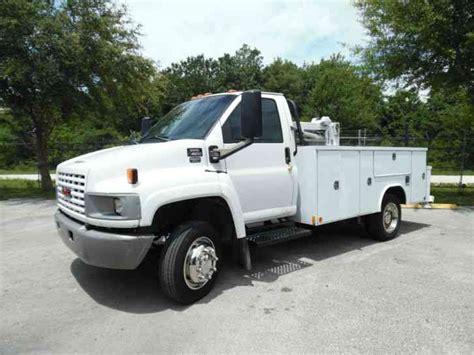 gmc c4500 2005 utility service trucks
