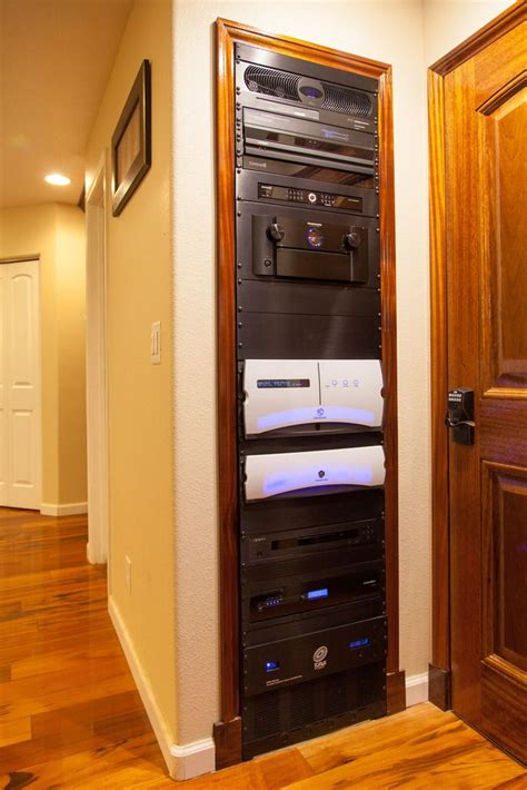 Closet Theater by 51 Best Images About A V Closet On
