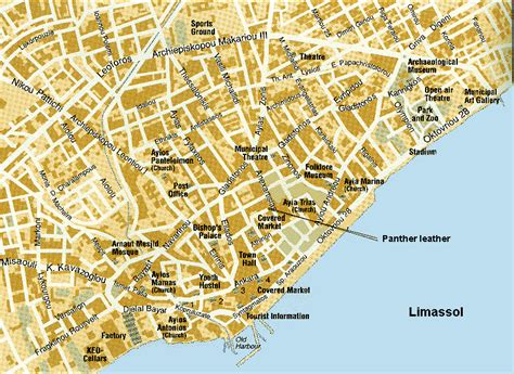 Find Map Below You Will Find Maps Of Cyprus