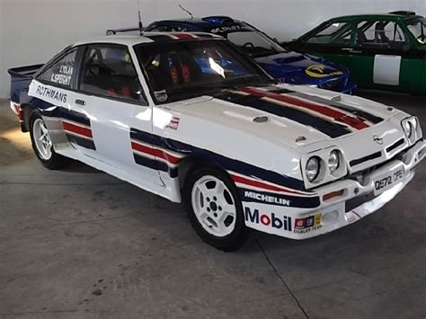 Opel For Sale by Opel Manta 400 For Sale Gallery