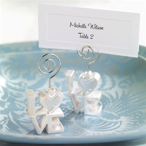 place card holder ideas 25 best ideas about wedding place card holders on