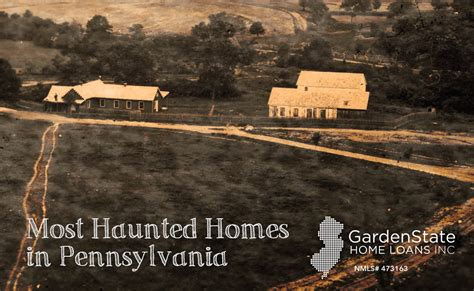Is My House Haunted Address Search Free Haunted Houses In Pa Garden State Home Loans