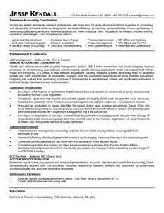 Best accounting resume writers