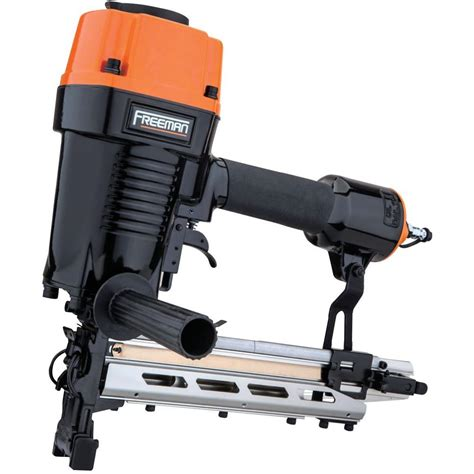freeman pneumatic 4 in 1 mini flooring nailer and stapler