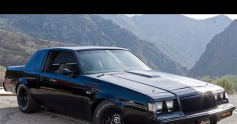 Gnx Buick Fast Furious 1987 Buick Gnx Photos Fast And