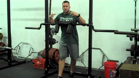 top squat bar safety bar squats youtube