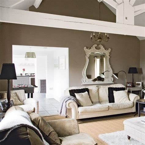 wall paint colours pictures taupe paint living room wall taupe walls and white beams decorating home