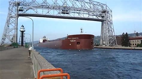 Largest Ship To Sink In The Great Lakes by The Ship On The Great Lakes