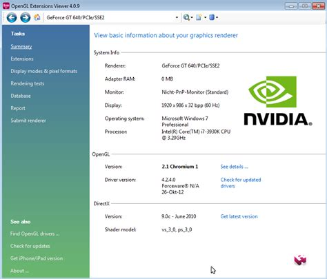 Shader Model 5 0 For Windows 7