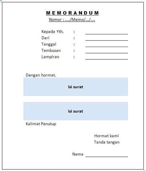 pengertian layout surat sop manajemen korespondensi bisnis