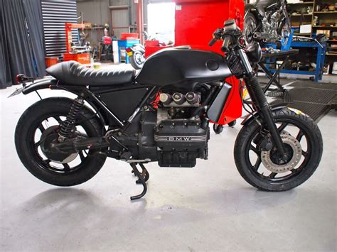 Bmw Motorrad Launceston by Bmw K75 Custom Stage 3 Note The Air Filters Which Are A