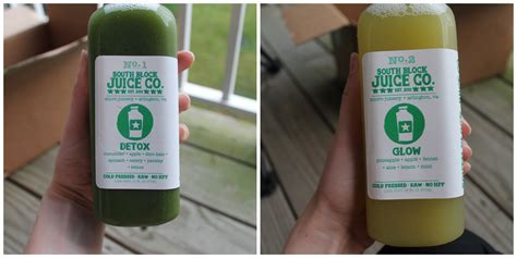 Detox Juice Kale Spinach by 3 Day Juice Cleanse My Experience Ericka Andersen