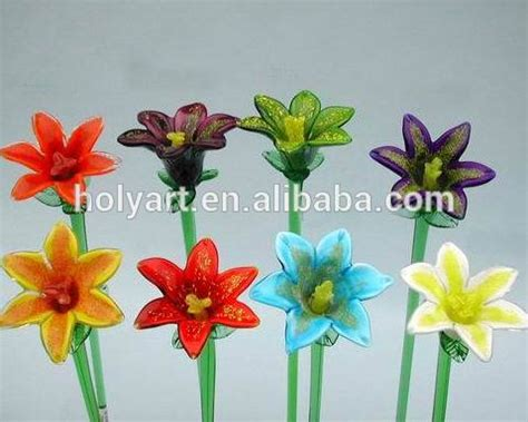 fiori di vetro soffiato vendita calda di alta qualit 224 in vetro soffiato a mano