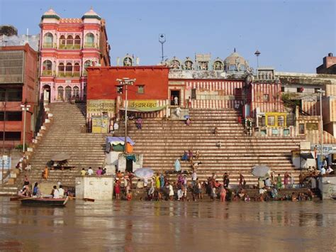 Images Of Houses by 20 Important And Interesting Ghats In Varanasi Path Is