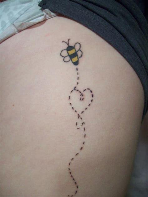 cartoon bumble bee tattoo cute bumble bee tattoo tattoos pinterest cute bee