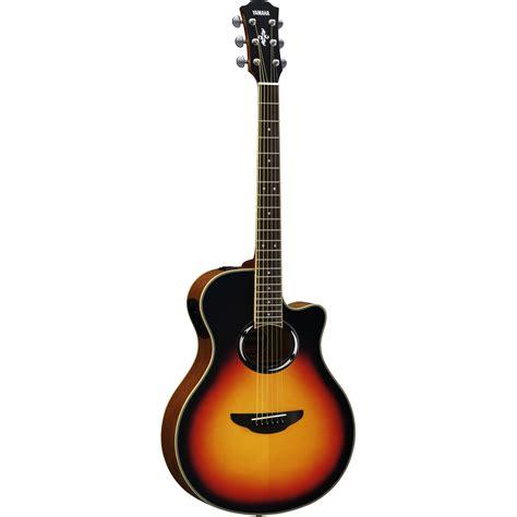 Gitar Akustik Elektrik Apx New Tuner New yamaha apx500iii thinline acoustic electric cutaway