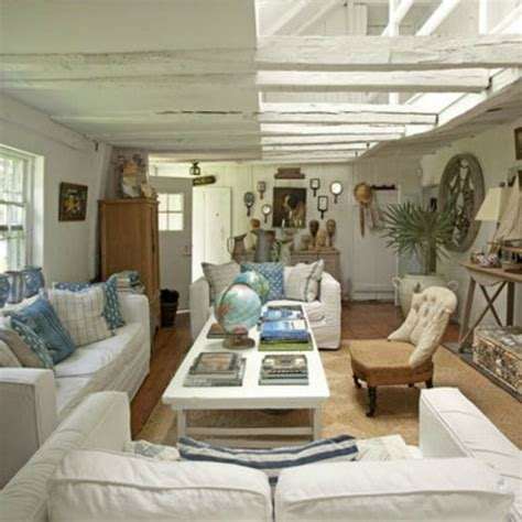 Cottage Feel Living Room by Inspirations On The Horizon Rustic Cottage Style