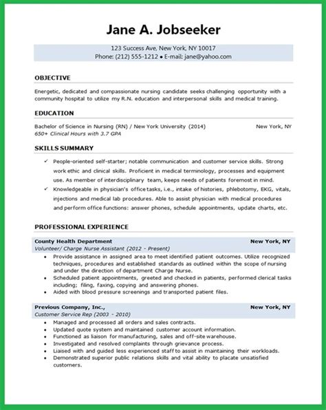 nursing student resume template nursing student resume resume downloads