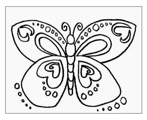 disegni di farfalle e fiori farfalle e fiori da colorare migliori pagine da colorare