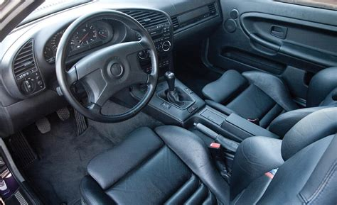 M3 Interior by Car And Driver