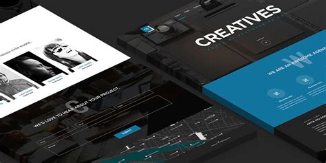 high quality web high quality 50 free corporate and business web templates