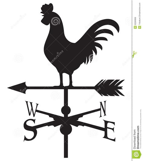 Wind Vane Clipart Clipart Suggest Wind Vane Template