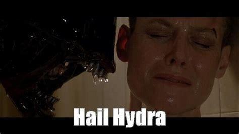 Hail Hydra Meme - hailhydra meme explosion action a go go llc