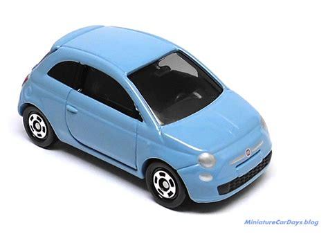 Fiat 500 Tomica Takara Tomy No 90 Blue 2 miniaturecardays トミカ フィアット 500 初回限定カラー