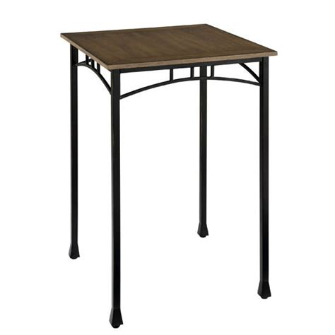 Distressed Bistro Table Tables Chairs Modern Craftsman Bistro Table In Traditional Distressed Oak Finish By Home