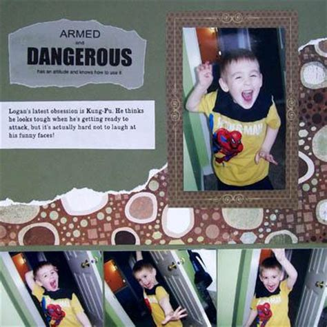 multiple photo layout ideas multiple photo scrapbook pages