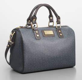 Ready Fossil Satchel Wine De Summerswing