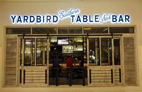 top ten bars in las vegas yardbird southern table bar at the venetian our review top10vegas com