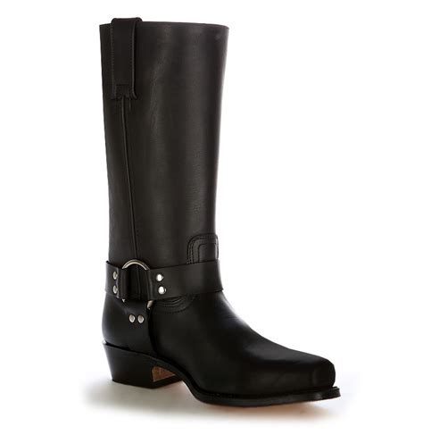 custom boots made to measure classic black western boots cowboy boots