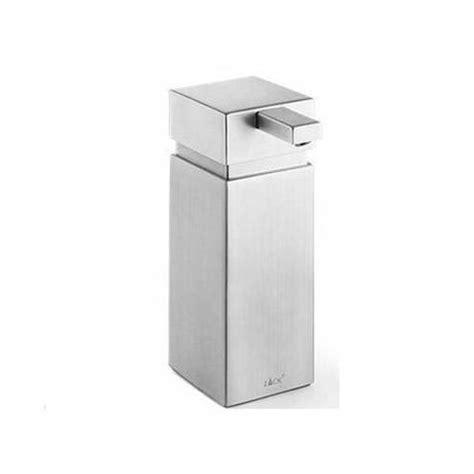 Rak Dispenser Stainless zack xero soap dispenser stainless steel large 40016 at plumbing uk