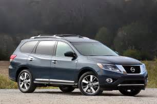 Nissan 2013 Pathfinder 2013 Nissan Pathfinder Drive Photo Gallery Autoblog
