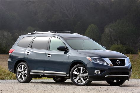 2013 Nissan Pathfinder First Drive Photo Gallery Autoblog