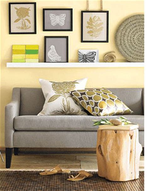 decorating with yellow active network properties decorating with yellow changes your property s look