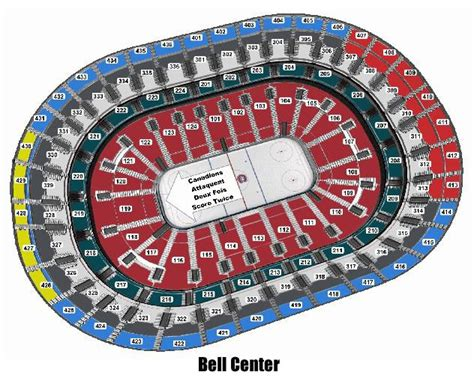 bell center seating chart seating chart mmtickets for all your ticket needs